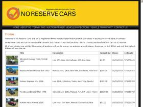 noreservecars.co.nz