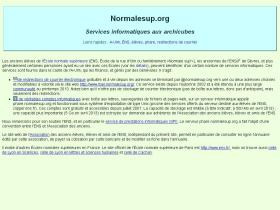 normalesup.org