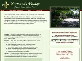 normandyvillagecondos.com