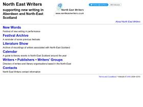 northeastwriters.co.uk