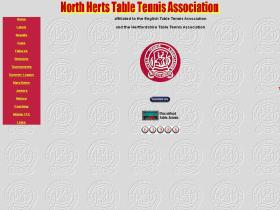 northhertstabletennis.org.uk