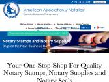 notarypublicstamps.com