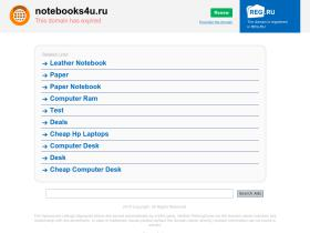 notebooks4u.ru