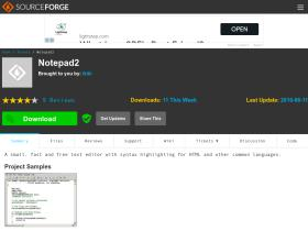notepad2.sourceforge.net