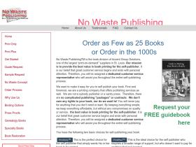 nowastepublishing.com