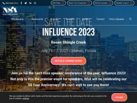 nsaconvention.org