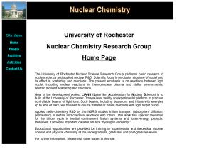 nuchem.chem.rochester.edu