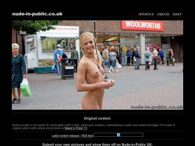 nude-in-public.co.uk