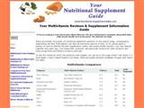 nutritional-supplement-bible.com