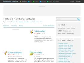 nutritional.software.informer.com