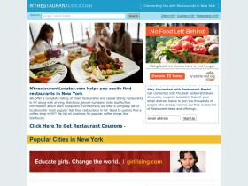 nyrestaurantlocator.com