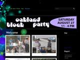 oaklandblockparty.com