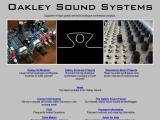 oakleysound.com