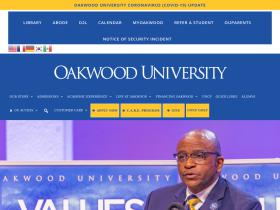 oakwood.edu