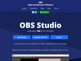 obsproject.com