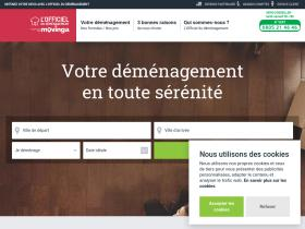 officiel-demenagement.com