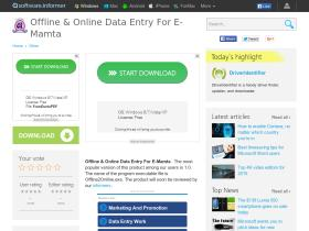 offline-online-data-entry-for-e-mamta.software.informer.com
