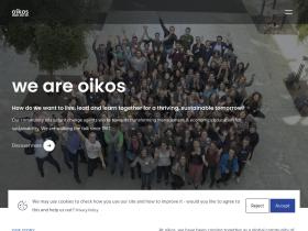 oikos-international.org