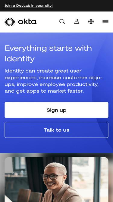 Okta com Analytics - Market Share Stats & Traffic Ranking