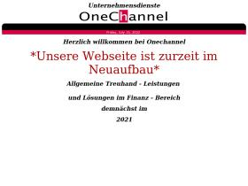onechannel.ch