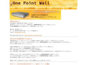 onepointwall.jp