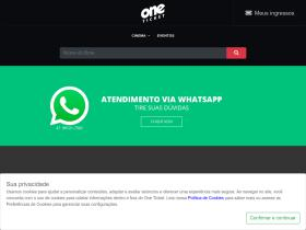 oneticket.com.br