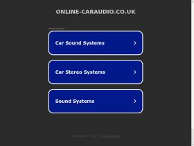 online-caraudio.co.uk
