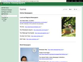 online-newspapers.wikispaces.com