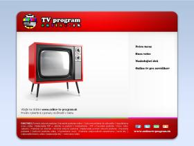 online-tv-program.sk