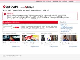 online.bankaustria.at