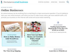 onlinebusiness.about.com