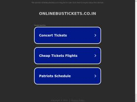 onlinebustickets.co.in