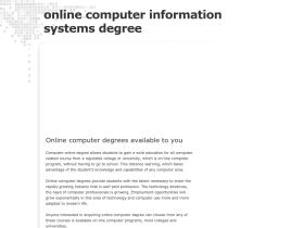 onlinecomputerinformationsystemsd.blogspot.com