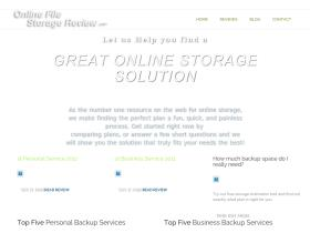 onlinefilestoragereview.com