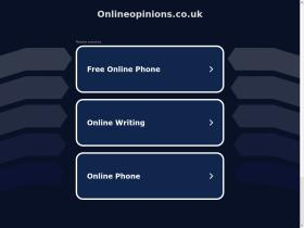 onlineopinions.co.uk