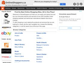 onlineshoppers.ca