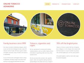 onlinetobacco.be