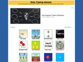 onlytypinggames.com