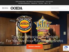 Ooida com Analytics - Market Share Stats & Traffic Ranking