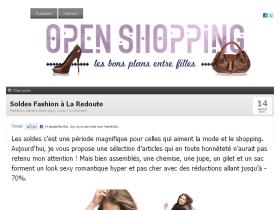 open-shopping.fr