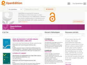 openedition.org