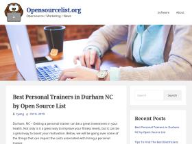 opensourcelist.org