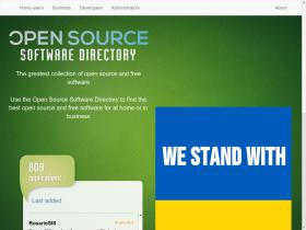 opensourcesoftwaredirectory.com