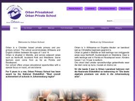 orbanschool.co.za