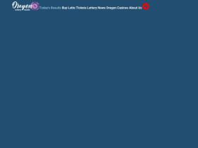 oregonlotteryresults.org
