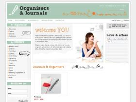 organisers-and-journals.co.uk