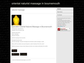 orientalnaturistmassage.co.uk
