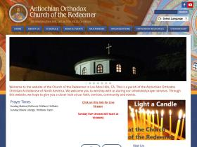 orthodoxredeemer.org