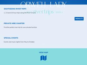 orwellrivercruises.co.uk