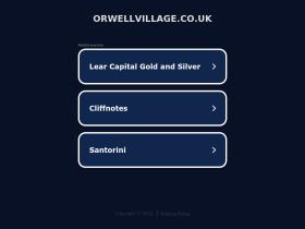 orwellvillage.co.uk
